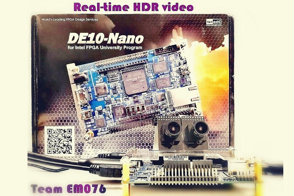 InnovateFPGA | EMEA | EM076 - Real-time HDR video